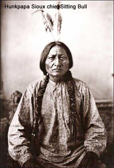 Chief Sitting Bull favorite