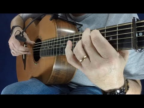 Joe Bane's - Irish Guitar - DADGAD Fingerstyle Barndance