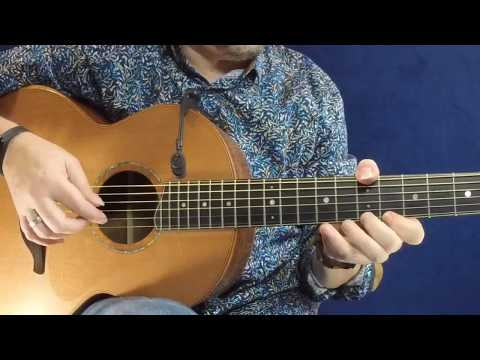 Hardiman the fiddler - Irish Guitar - DADGAD Fingerstyle Slip Jig