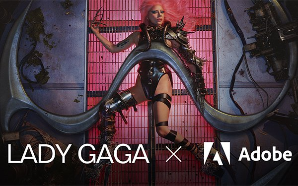 Lady Gaga, Adobe Call On Little Monsters To Create Their Own 'Chromatica'
