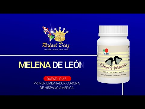 MELENA DE LEÓN / RAFAEL DIAZ EMBAJADOR CORONA DXN
