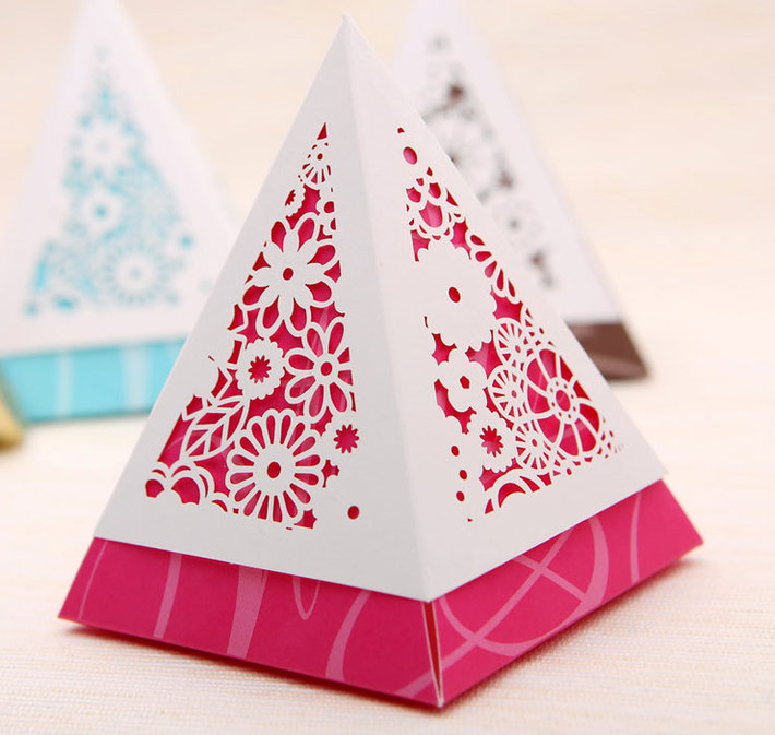 Why Pyramid Boxes Packaging Is So Trendy?