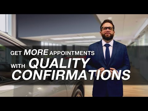 Quality Confirmations - Daily Tips to Successfully Sell Cars at a Dealership