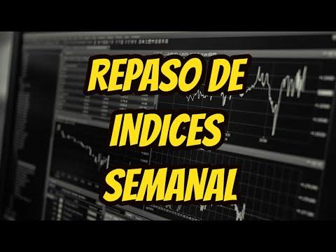 Analisis indices NASDAQ IBEX DAX SP500 DOW JONES CAC40