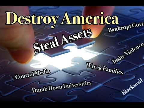 $20 to $40 Trillion Stolen to Destroy America: Weaken Society, Strip Wealth & Assets w/ Dr. Sarhan