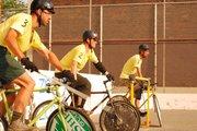 Chicago Hardcourt Bike Polo