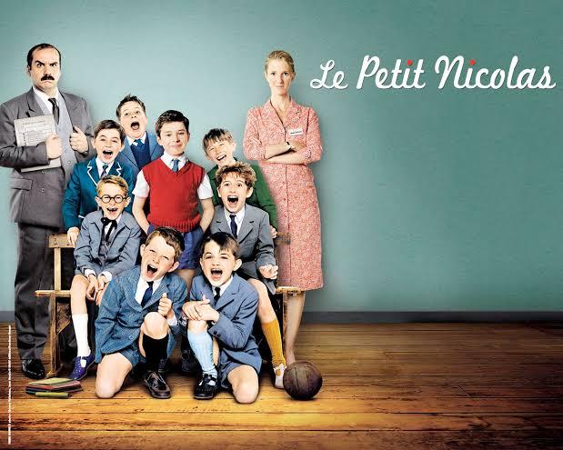 (Resume Film) Le Petit Nicolas
