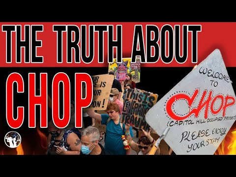 Seattle's CHOP: The Real Story You'll NEVER Get From The MSM!