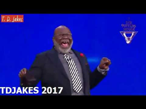 TD Jakes -Praise break ... I'm All In- Maranda Curtis