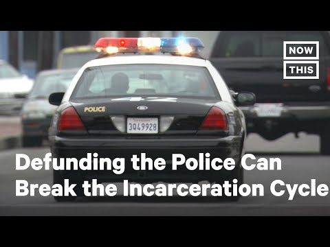 Why Defunding The Police Can Break The Mass Incarceration Cycle