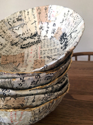Calligraphy Bowls