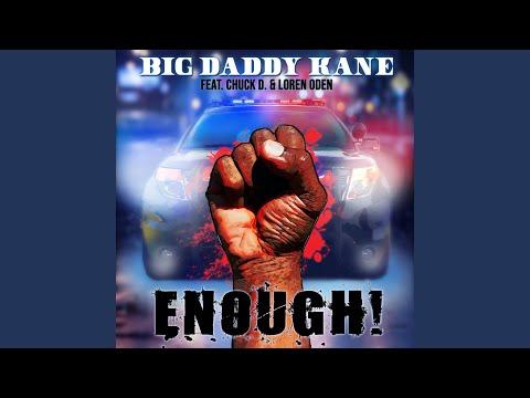 Enough! (feat. Chuck D & Loren Oden)