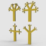 Python Fractal Tree