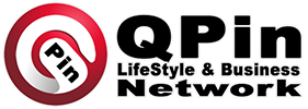 QPin | LifeStyle & Business Network Logo