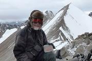 Auf dem 6.220 m hohen Dzo Djongo in Ladakh