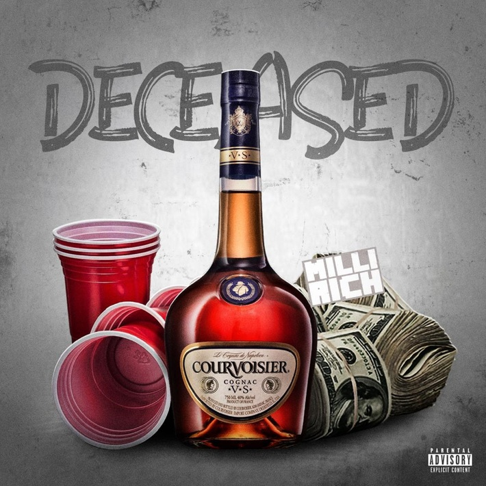 deceased cover art