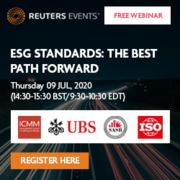 Webinar: ESG Standards: The best path forward