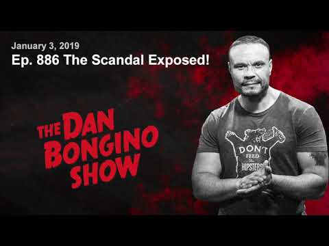 BOMBSHELL INFO: The Scandal Exposed! The Dan Bongino Show (1-3-2019)