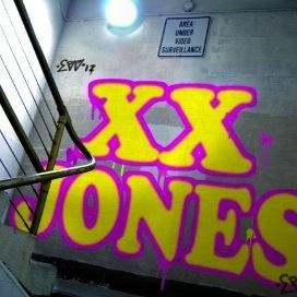 xx Jones