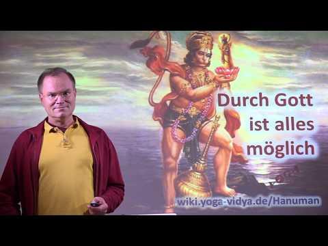 Durch Glaube ist alles möglich heute - 15 Sekunden Götter Botschaften - Hanuman