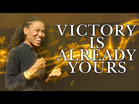 Priscilla Shirer - The Battle Begins On Your Knees