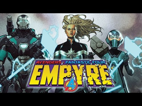 TO BUILD AN EMPYRE | Marvel Comics Trailer