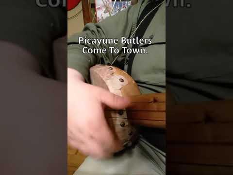 Gourd Banjo Medley.