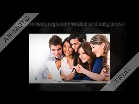 Opt Best Dissertation Service