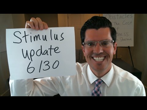 Second Stimulus Check Update 6/30 | First Stimulus Check  | Live Q & A with Stephen Gardner