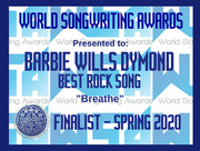 """Breathe""  Barbie Wills Dymond"
