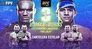 Kamaru Usman vs Gilbert Burns Live Stream Online,.