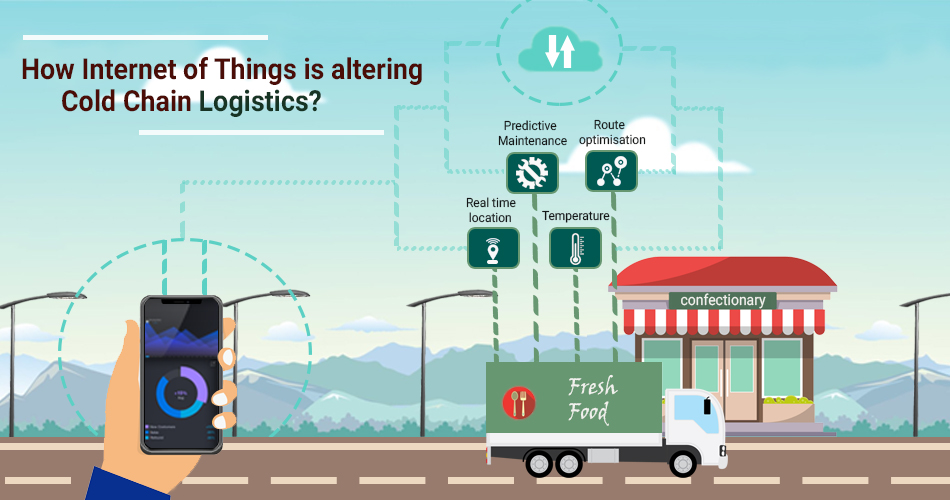 Altering Cold Chain Logistics with IoT