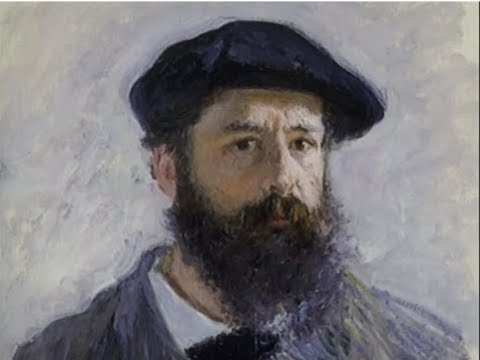 Claude Monet, peintre...