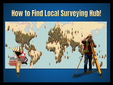 How to Find Your Local Hub Forum and Introduce Yourself to Surveyor Community