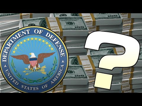 The Pentagon's Missing Trillions: What You Need to Know