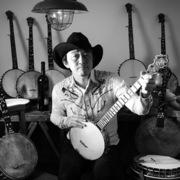 W  (William) Temlett origin zither banjo serial number 1218