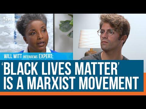 Black Lives Matter Is a Marxist Movement