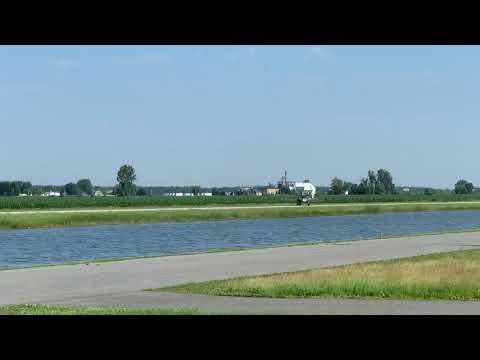 ZODIAC CH650B first flight 1