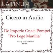 Cicero De Imperio Gnaei Pompei