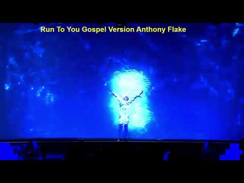 run to you Gospel Version .Cover .Anthony Flake