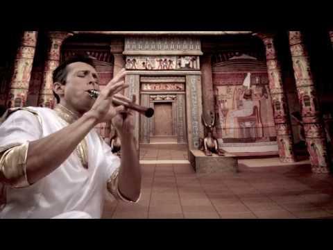 Egyptian Flute (Mantra meditation 432hz)
