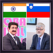 ICMEI Celebrated National Day of Slovenia