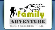 Family adventure Trekking