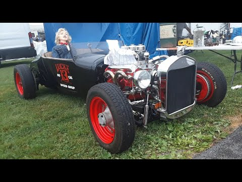 Classic Car Shopping With Pam Does the Sum Of the Parts Add Up to This Hot Rod T?