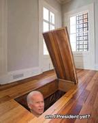 Where is Joe Biden Hidin'?