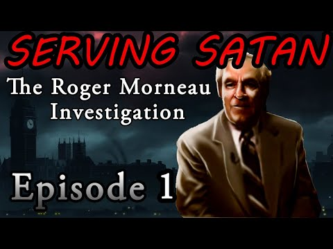 Ep 1 Are Psychic Mediums Real? : The Roger Morneau Investigation SERVING SATAN Documentary