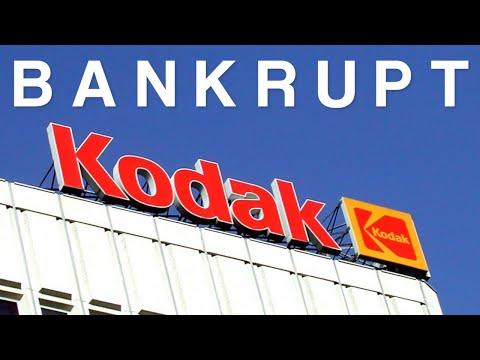 Bankrupt - Kodak
