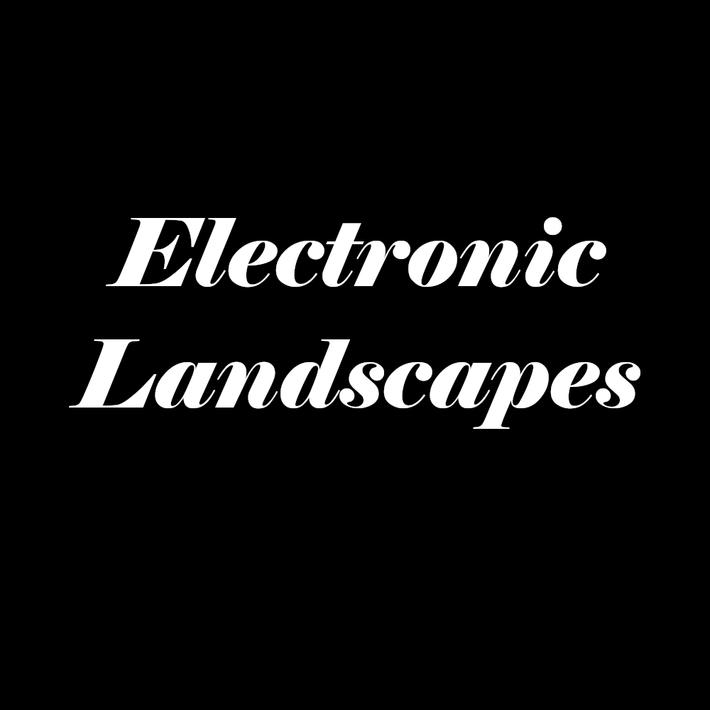Electronic Landscpaes