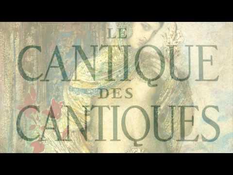 CANTIQUE DES CANTIQUES – Le Chant des chants (France Culture, 1976)