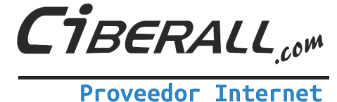 Hotspot Internet Satelital, Ciberall Logo